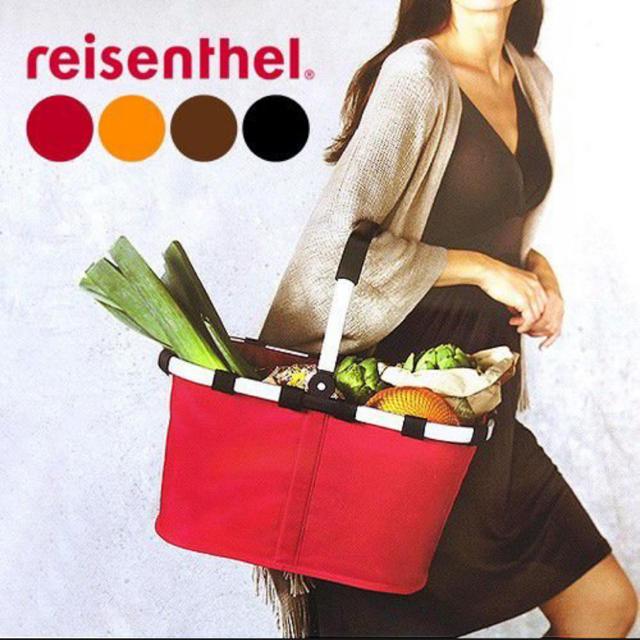 reisenthel(ライゼンタール)の専用 新品 ライゼンタール キャリーバッグ 買い物かご reisenthel  レディースのバッグ(かごバッグ/ストローバッグ)の商品写真