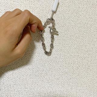 エルメス(Hermes)のエルメス シェーヌダンクル風 ブレス(ブレスレット/バングル)