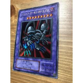 コナミ(KONAMI)の遊戯王 ブラック・デーモンズ・ドラゴンRB-18(シングルカード)