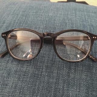 Ungrid - ungrid 黒縁 伊達眼鏡