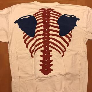 キャピタル(KAPITAL)のKAPITAL BONE 骨 トリコ Tシャツ 新品未使用(Tシャツ/カットソー(半袖/袖なし))