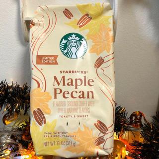 Starbucks Coffee - スターバックス コーヒー メープルピーカンフレーバー /coffee 限定ハワイ