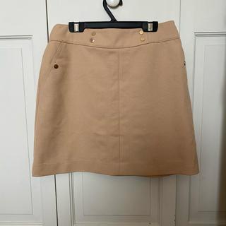 エイチアンドエム(H&M)のh&m 台形スカート(ミニスカート)