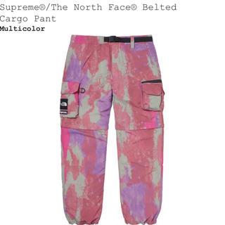 Supreme - supreme North Face Cargo Pant カーゴ パンツ S