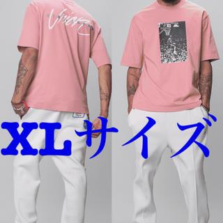 NIKE - グアバリバースダンクショートスリーブTシャツJordan x UNION LA