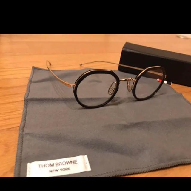THOM BROWNE(トムブラウン)のTHOM BROWNE   TBX911-45-01 メンズのファッション小物(サングラス/メガネ)の商品写真