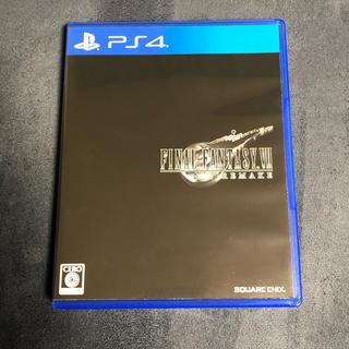 PlayStation4 - FF7 REMAKE ff7r