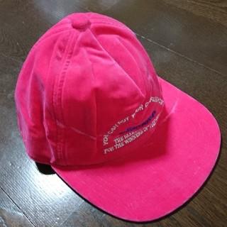 エレッセ(ellesse)の【エレッセ】キャップ 帽子(マリン/スイミング)