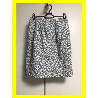 ボールジィ(Ballsey)の最終価格 BALLSEY スカート 36 ボールジィ TOMORROWLAND(ひざ丈スカート)