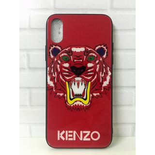 KENZO - お洒落なデザイン  ケンゾー  iPhoneケース XS MAX用