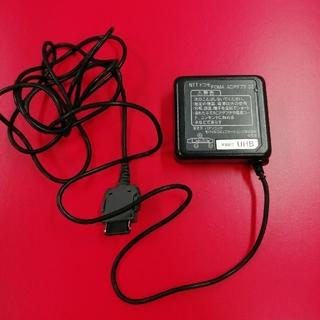 エヌティティドコモ(NTTdocomo)のドコモ携帯電話用ACアダプター(バッテリー/充電器)