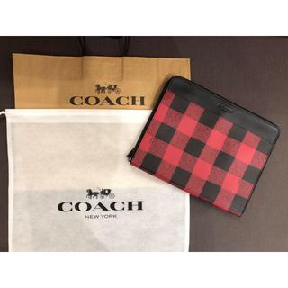 コーチ(COACH)の緊急値下げ❗️★新品 100%本物 COACH  タブレットバッグ★(その他)