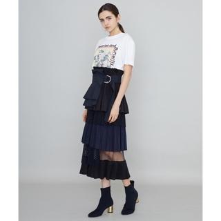 STUDIOUS - ユナイテッドトウキョウ プリーツレイヤードスカート