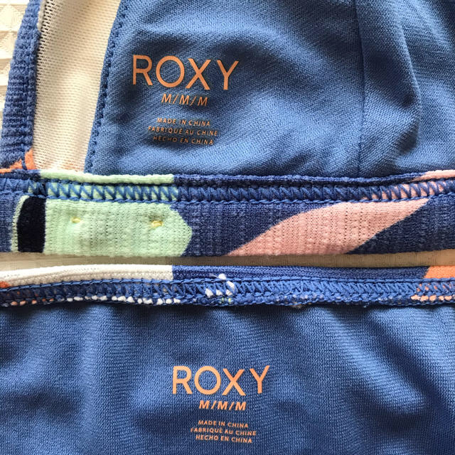 Roxy(ロキシー)の【最終値下げ】ROXYビキニセット (パッド付属) レディースの水着/浴衣(水着)の商品写真