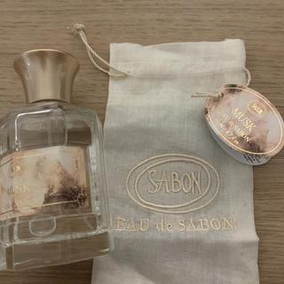 サボン(SABON)のSABON musk 香水 ザボンムスク(香水(女性用))