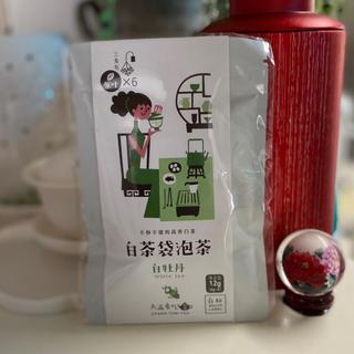 [白茶]白牡丹Tea Bag6包入り(茶)