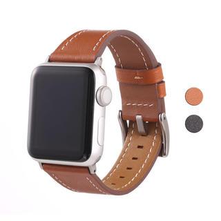 Apple Watch アップルウォッチ レザー 本革 バンド ベルト