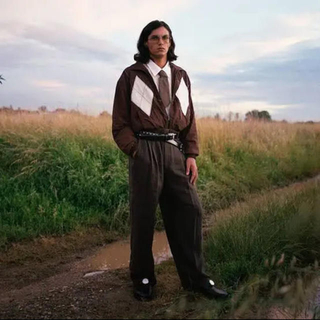 ジョンローレンスサリバン(JOHN LAWRENCE SULLIVAN)のMagliano 19ss Zip Jacket(ブルゾン)