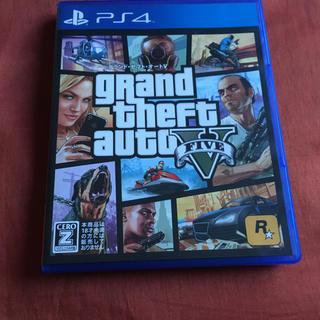 PlayStation4 - グランド・セフト・オート5 GTA5 グラセフ PS4 ソフト カセット