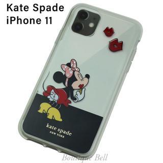 ケイトスペードニューヨーク(kate spade new york)の【Kate Spade】ケイトスペード ミニー iPhone11ケース(iPhoneケース)