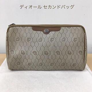 Dior - 正規品 ディオール セカンドバッグ