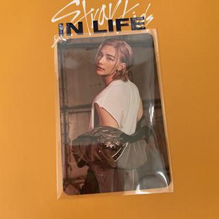 スキズ ヒョンジン トレカ(K-POP/アジア)