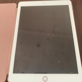 アップル(Apple)の【あかねさん専用】iPad 第6世代 ゴールド 32GB(タブレット)