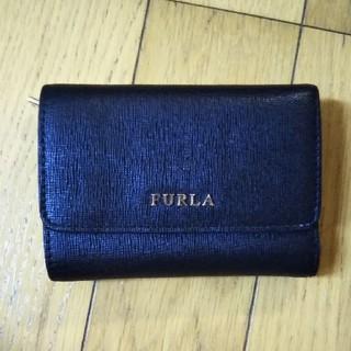 フルラ(Furla)の価格交渉可能!フルラ♡三つ折り財布 ブラック(財布)