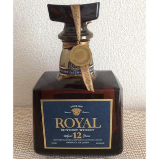 サントリー - ②未開栓!古酒 サントリー ローヤル12年 720ml