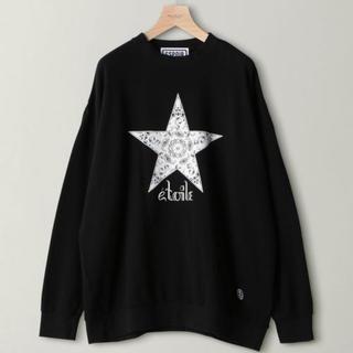 ユナイテッドアローズ(UNITED ARROWS)の<ESPOIR> STAR SWT/スウェット(スウェット)