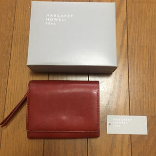 マーガレットハウエル(MARGARET HOWELL)のマーガレットハウエル アイデア 2つ折り財布 MHL(財布)