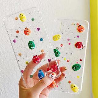 M&M'S  iphoneケース スマホケース 2種