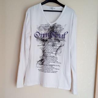 セマンティックデザイン(semantic design)のsemantic design Men's長袖Tシャツ(Tシャツ/カットソー(七分/長袖))