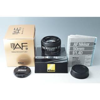 #2781 【良品】 Nikon ニコン Ai AF 50mm F1.4D