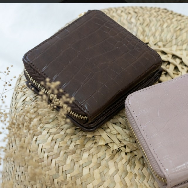しまむら(シマムラ)のプチプラのあや PALジガタサイフ レディースのファッション小物(財布)の商品写真