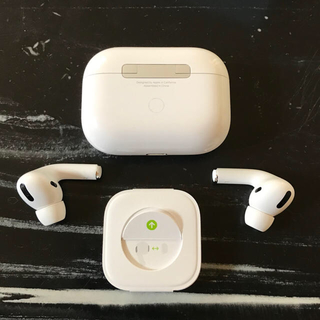 Apple - 美品 AirPods Pro with  MWP22J/A 国内正規品