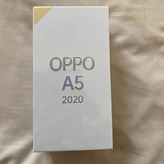 Rakuten - 楽天モバイル OPPO 2020 A5