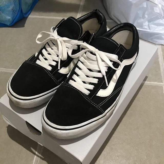 VANS(ヴァンズ)のvans オールドスクール 黒 メンズの靴/シューズ(スニーカー)の商品写真