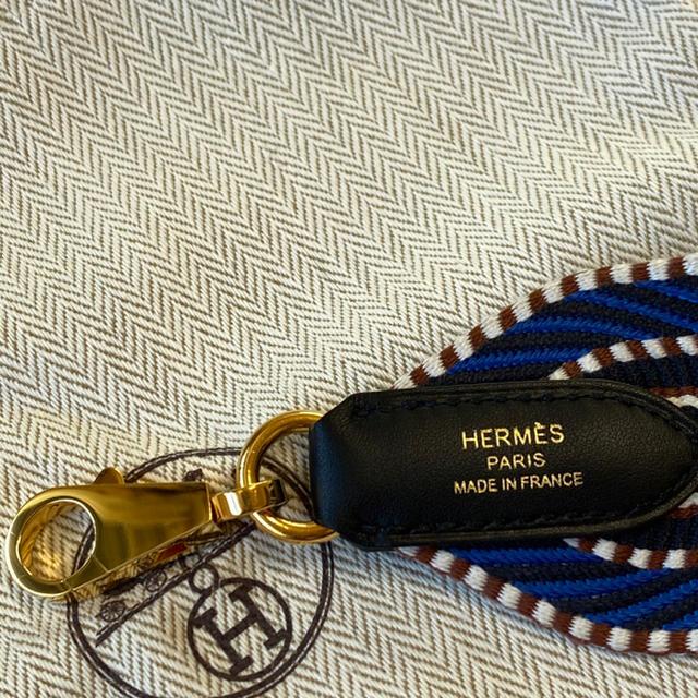 Hermes(エルメス)のエルメス バンドリエール カヴァル サングル 50mm/105cm ゴールド金具 レディースのバッグ(その他)の商品写真
