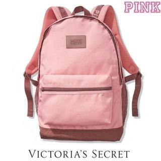 ヴィクトリアズシークレット(Victoria's Secret)のVICTORIA'S SECRET - Campus Back (pink)(リュック/バックパック)