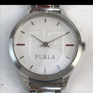 フルラ(Furla)の☆決算セール☆ フルラ 腕時計 アナログ時計 シルバー メタルベルト レディース(腕時計)