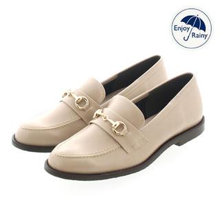 ジェリービーンズ(JELLY BEANS)の晴雨兼用 ビッドレインローファー(ローファー/革靴)