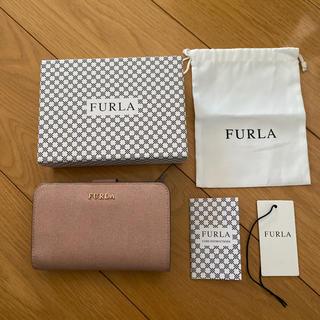 フルラ(Furla)のFURLA フルラ 財布☆ピンクベージュ(財布)
