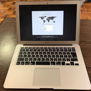 Mac (Apple) - MacBook Air (13インチ, 2017)