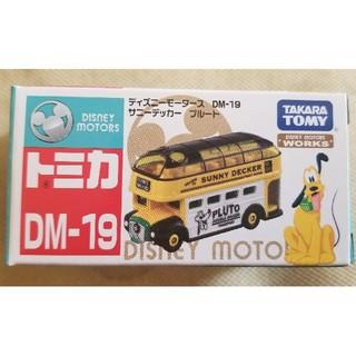 Takara Tomy - トミカ ディズニーモータース サニーデッカー プルート