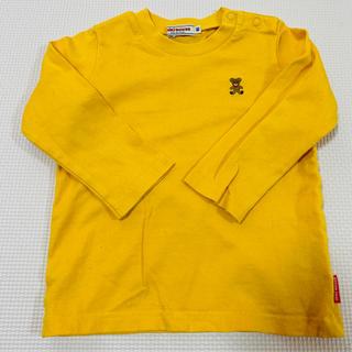ミキハウス(mikihouse)のミキハウス ロンT 80(Tシャツ)
