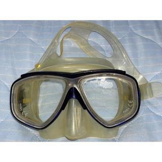 ツサ(TUSA)の【2002年購入】TUSA製マスク(マリン/スイミング)