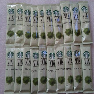Starbucks Coffee - スターバックス VIA 抹茶 20本