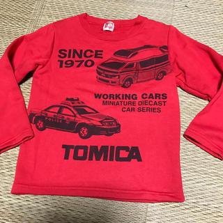 Takara Tomy - トミカ 裏起毛トレーナー 120サイズ