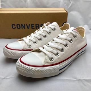 CONVERSE - CONVERSE コンバース ローカット スニーカー ホワイト 24.0